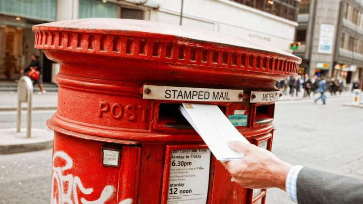 UK Postal Services